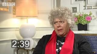 Five Minutes With: Miriam Margolyes