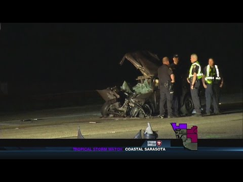 Fatal three car accident in Cape Coral cause road closures