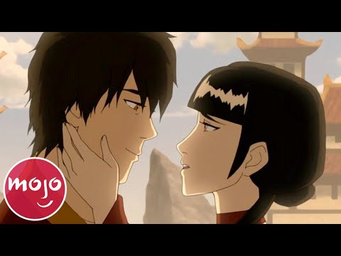 Top 10 Avatar: The Last Airbender & The Legend of Korra Couples