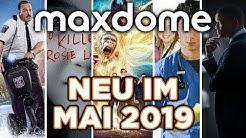 Maxdome - Neu im Mai 2019