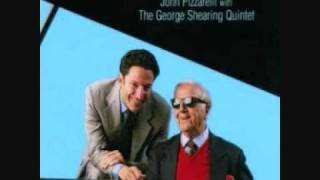 John Pizzarelli with George Shearing - Be Careful, It