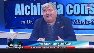ALCHIMIA CONSPIRATIEI 2019 10 08 - Razboiul magicienilor