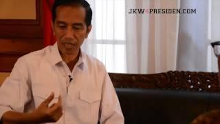 Visi Misi Infrastuktur dari Joko Widodo