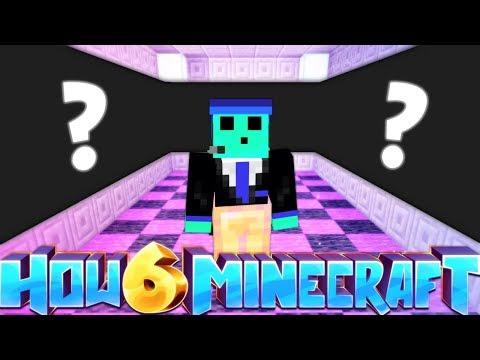 The BEST FANCY PANTS CASINO EVER - How To Minecraft S6 #23