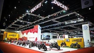 Ducati Thailand @ Ducati Scrambler @ Motor Show 2015