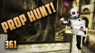 Roasted Pumpkin Seeds Are DELICIOUS! (Prop Hunt! #361)