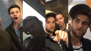 The Originals Cast Funny Moments | Daniel Gillies, Nate Buzolic, Riley Voelkel