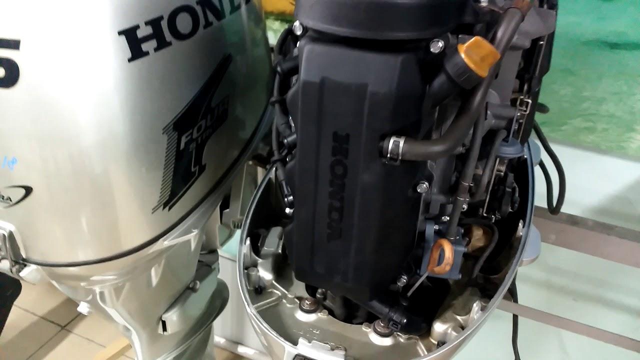 купить лодочный мотор из японии хонда во владивостоке