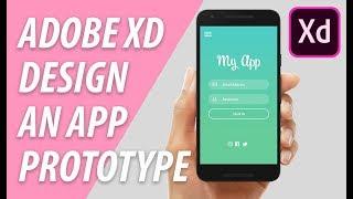 Video Adobe XD Design An App Prototype UI   XO PIXEL download MP3, 3GP, MP4, WEBM, AVI, FLV Juni 2018