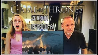 Game of Thrones - 7x6 Beyond the Wall - Reaction