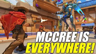 There's Always a MCCREE There! - Overwatch