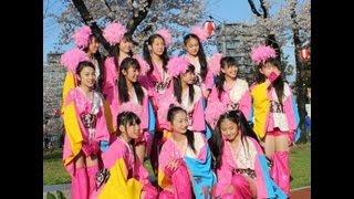 2013年4月21日(日)復興支援アイドルみちのく仙台ORI☆姫隊初のファンク...