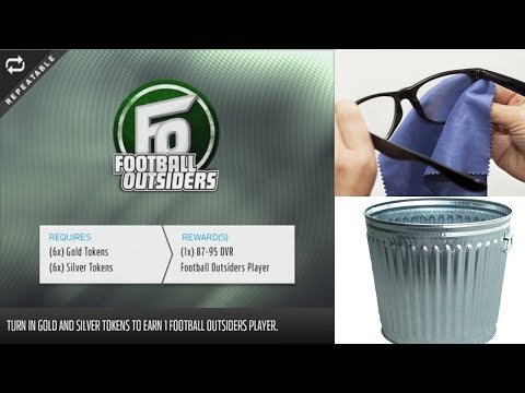 AVOID THIS SET | FOOTBALL OUTSIDERS | MADDEN 18 ULTIMATE TEAM