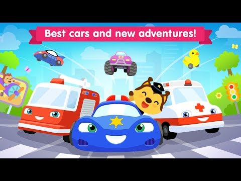 Car Games For Kids 3 Years Old | Letsplay Android-IOS