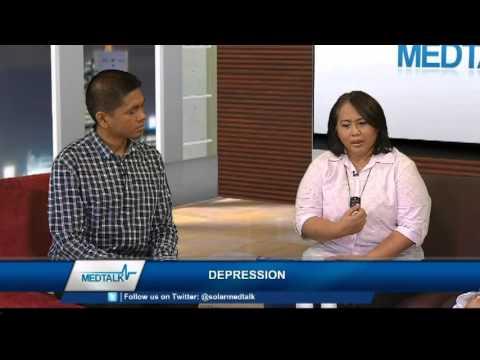 MedTalk Episode 24 - Depression