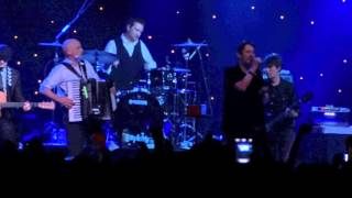 the pogues waltzing matilda live sydney 2012 good audio rec