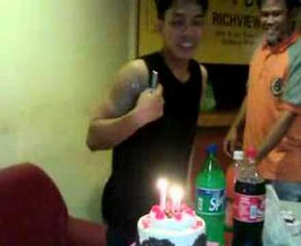 hot birthday in brunei
