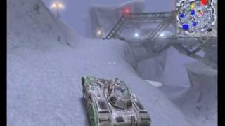 Unreal Tournament 2004 Onslaught Gameplay 1