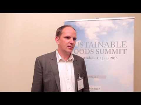 Tobias Bandel, Soil &More, Sustainable Foods Summit EU 2015