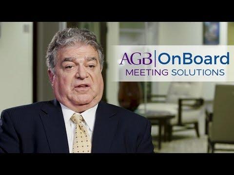 The Future Forward Board and AGB Onboard board portal