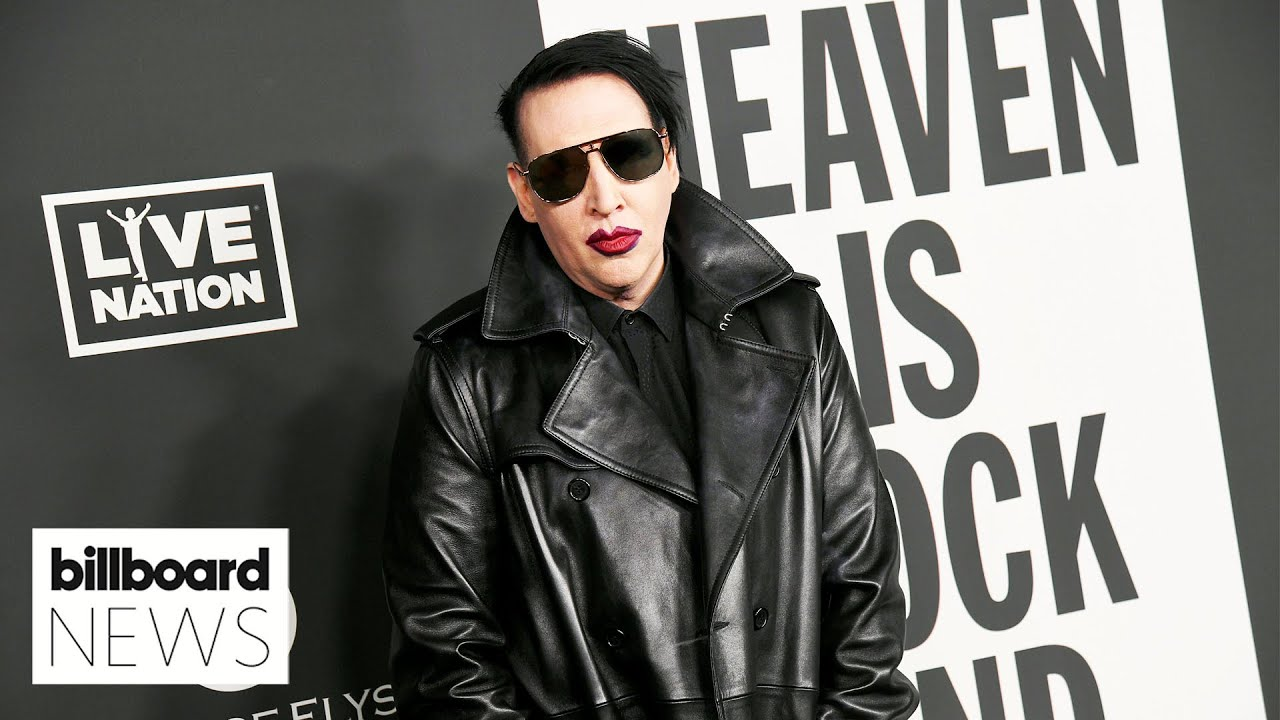 Marilyn Manson to surrender to authorities on New Hampshire ...