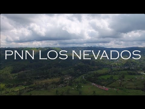 Colombia Travel Video - PNN Los Nevados