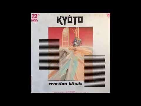 Kyoto - Venetian Blinds