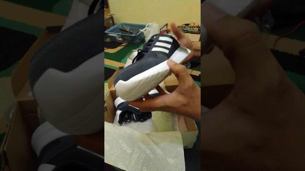 Chaleco Inútil antártico  Unboxing Adidas Archivo EF0417 - YouTube