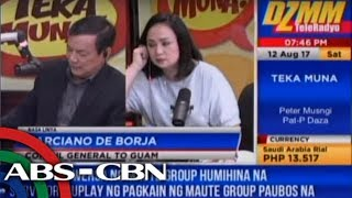 DZMM Teleradyo: PH envoy to Guam says tourism unaffected, no panic buying amid nuclear threat
