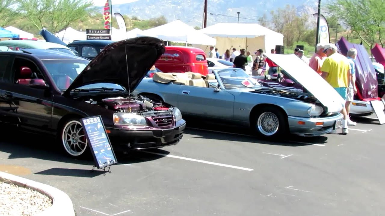 Oro Valley Car Show At Oro Valley Marketplace In Tucson AZ - Car show tucson today