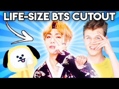 Can You Guess The Price Of These WEIRD BTS PRODUCTS? GAME