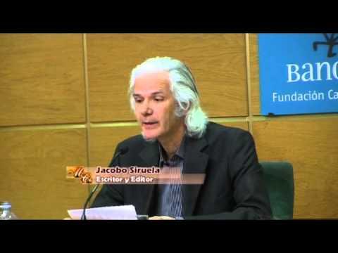 """Jacobo Siruela: """"Confesiones de un editor de papel en la era digital"""" en Fundación Caja Castellón"""