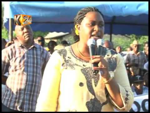 Aisha Jumwa and MP Mtengo to face off for ODM ticket