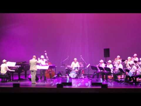 Atlántico Big Band, Dirige Guillermo Carbó, Teatro Mayor, Whirly Bird