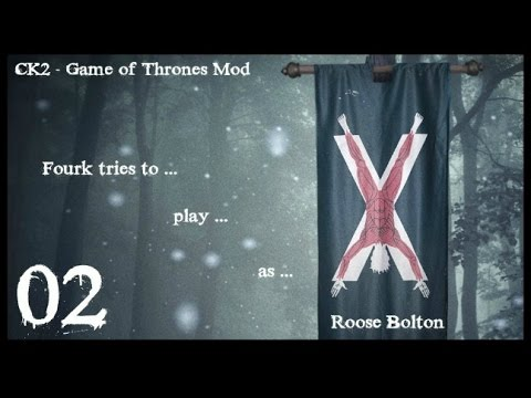 CK2 - Roose Bolton #2 - Game of Thrones Mod