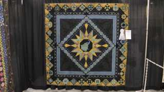 Cindy Seitz-krug - Hm - Bed Quilts - Traditional - Aqs Quiltweek - Phoenix 2014