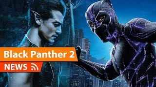 Black Panther 2 Title possibly Revealed  MCU News amp; Rumors