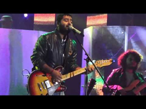 Arijit Singh (Live in Concert- Gurgaon) Chadariya Jhini Re Jhini