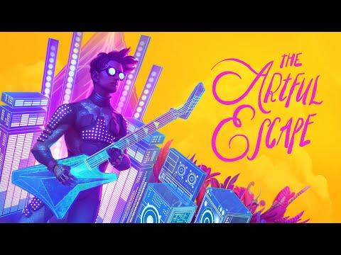 THE ARTFUL ESCAPE | Release Date Trailer