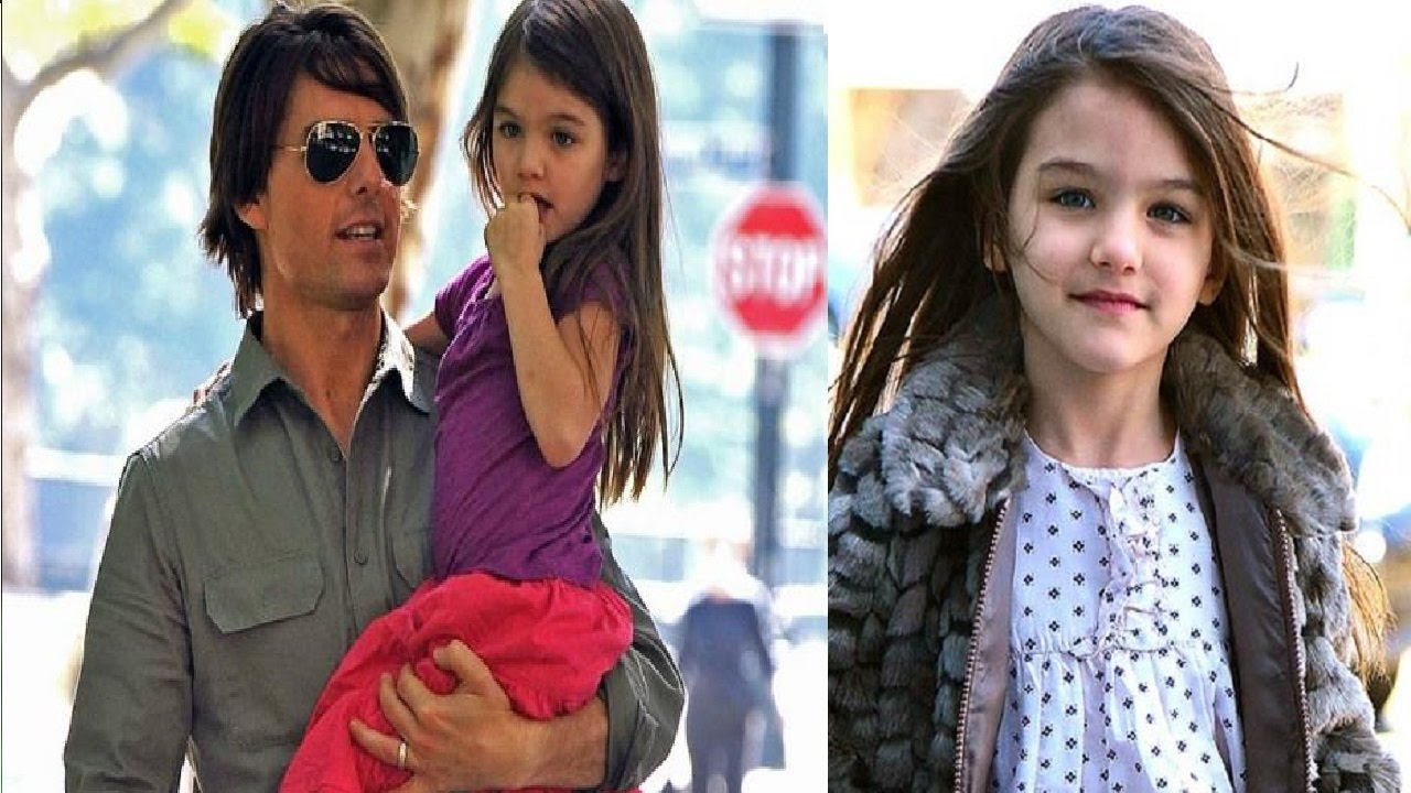 Tom Cruise's Daughter Suri Cruise | Tom Cruise Kids 2017 ...