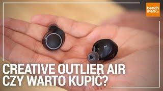 Creative Outlier Air - czy warto kupić?