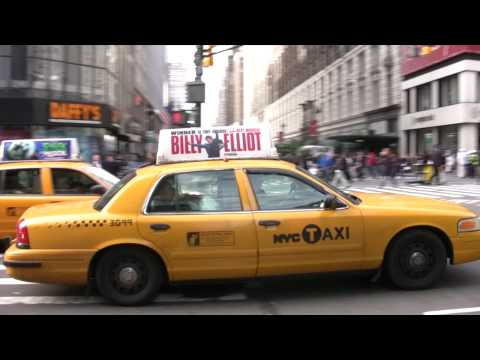 Broadway Taxi Tops