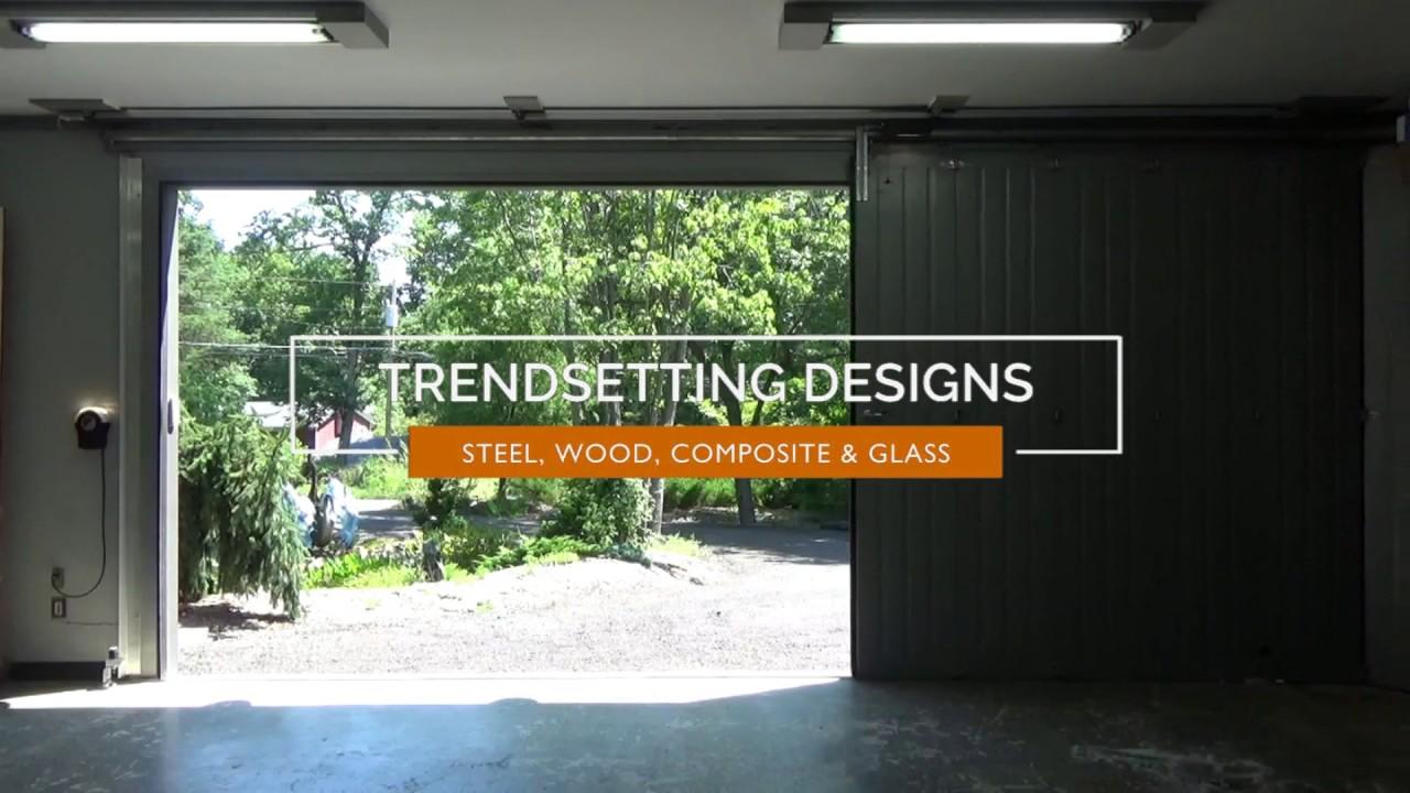 pin horizontal examples of modern door doors inspirational garage