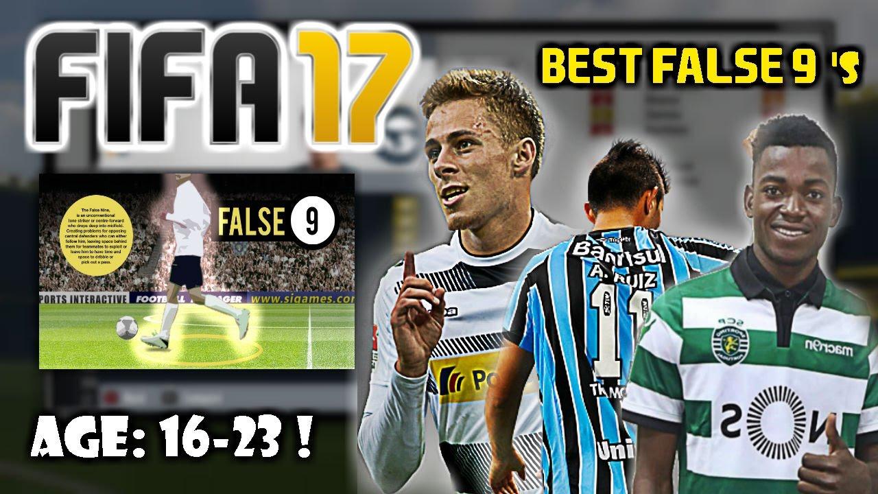 FIFA 17: BEST FALSE 9'S TO BUY ON CAREER MODE! (16-23)