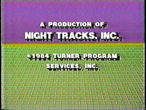 Night Tracks Theme Music ending 19831985 MONO