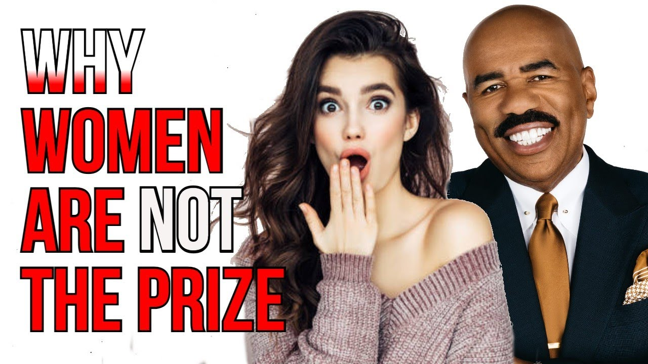 Download Why Women Are Not The Prize | Act Like a Lady Think Like a Man