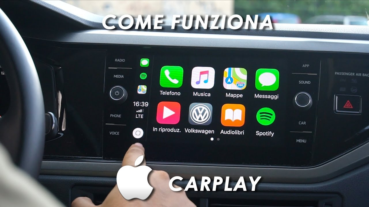 Tutorial Apple Carplay Focus Vw Polo Eng Subs Youtube