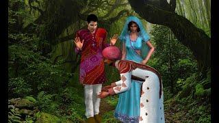 दयालु माधव    Moral Stories   Bedtime Stories   Hindi Kahaniya   Hindi Fairy Tales