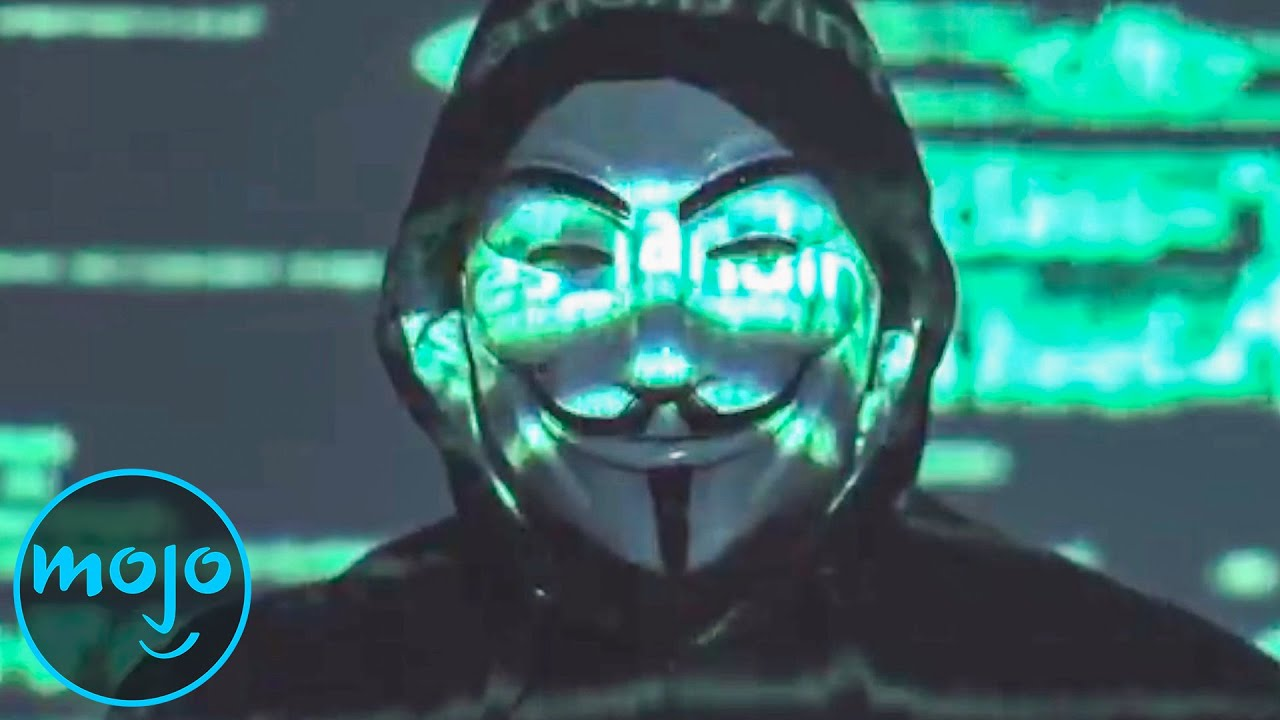 Download Top 10 Infamous Anonymous Hacks