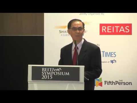 REITs Singapore: Sonny Tan from REIT Association of Singapore